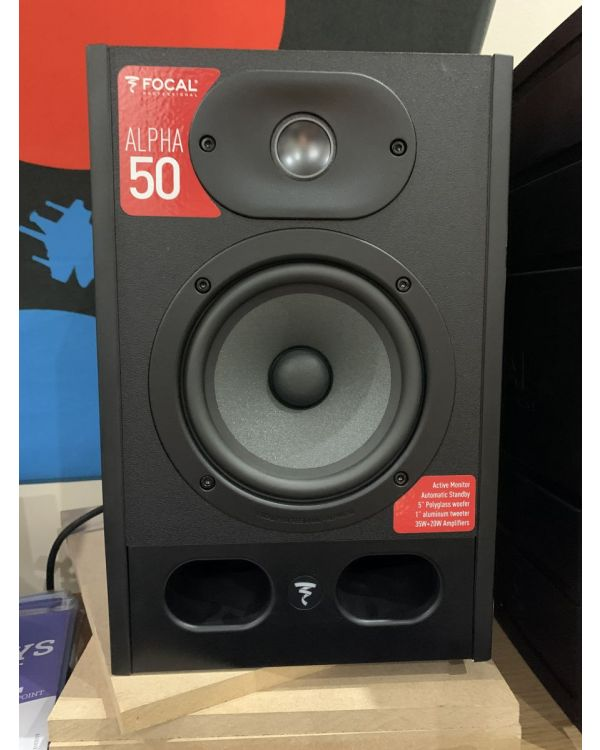 B-Stock Focal CMS 50 Active Studio Monitor (Single)