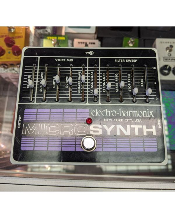 Pre-Loved Electro Harmonix Micro Synth
