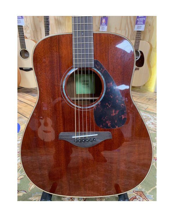 B-Stock Yamaha FG850 Acoustic Mahogany