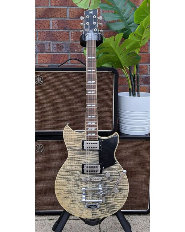 B-Stock Yamaha Revstar RS720B Electric Guitar, Ash Grey