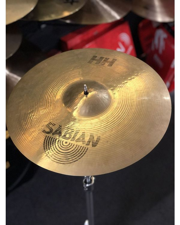 B Stock Sabian HH 18 Medium Crash
