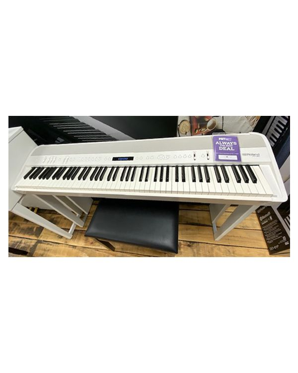 B-Stock Roland FP90 Digital Piano in White
