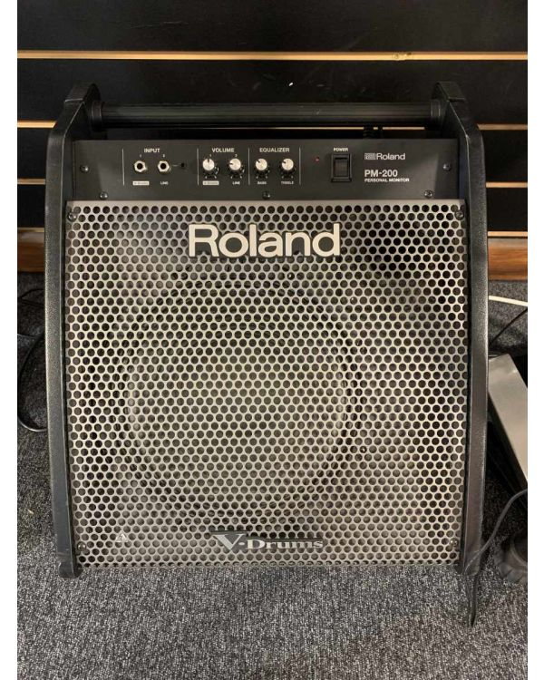 B-Stock Roland PM-200 Drum Monitor