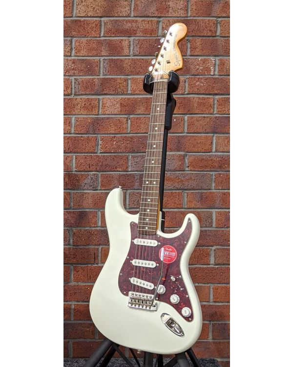 B Stock Squier Classic Vibe 70s Stratocaster, Olympic White