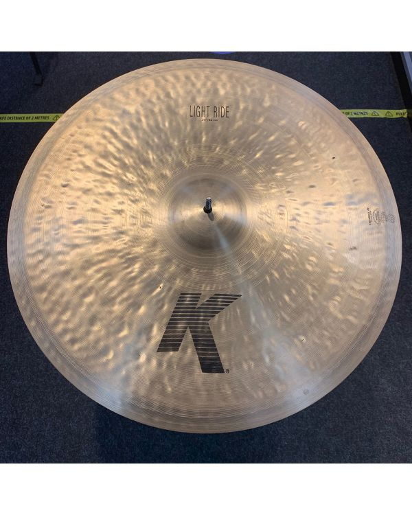 B-Stock Zildjian K 24 Light Ride Cymbal