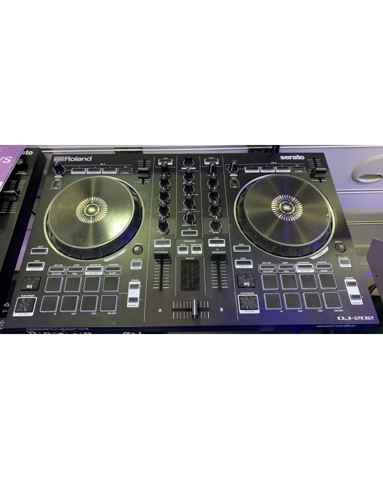 B-Stock Roland DJ-202 DJ Controller