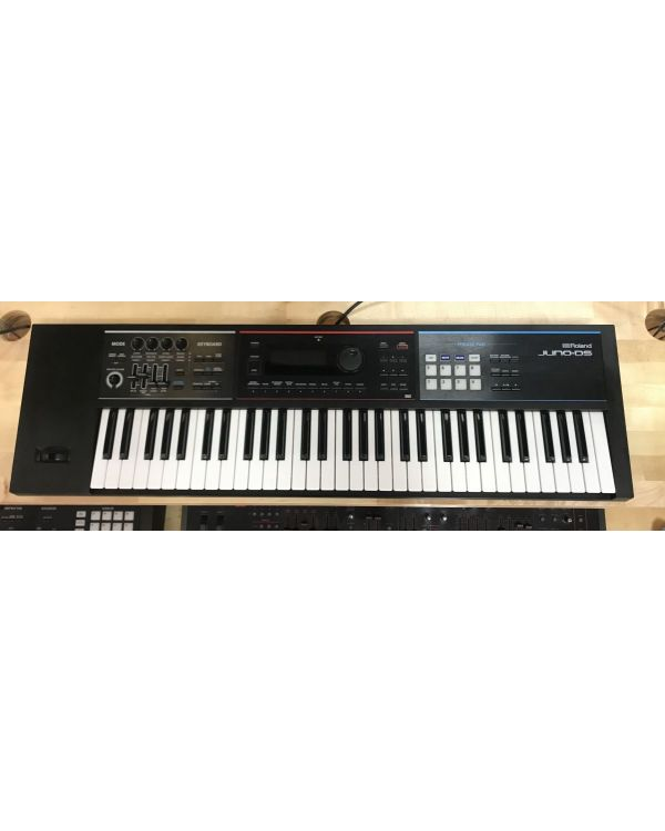 B Stock Roland Juno DS61 Synthesizer