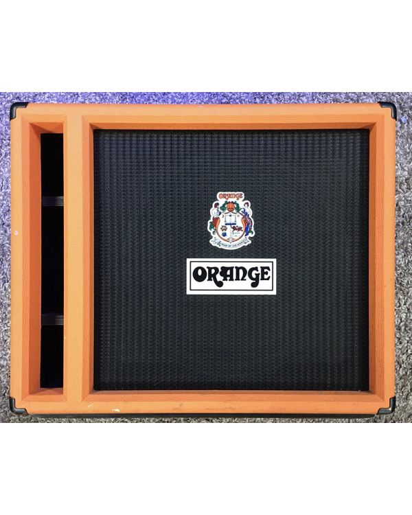 Pre-Loved Orange OBC115 Bass Cab Inc Cover