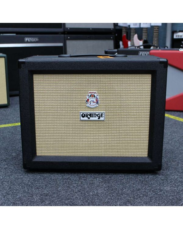 B-Stock Orange PPC112 1x12 Guitar Speaker Cabinet Black