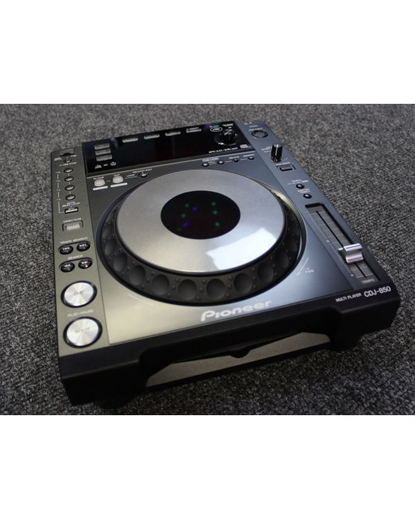 B-Stock Pioneer CDJ 850 K CD Deck