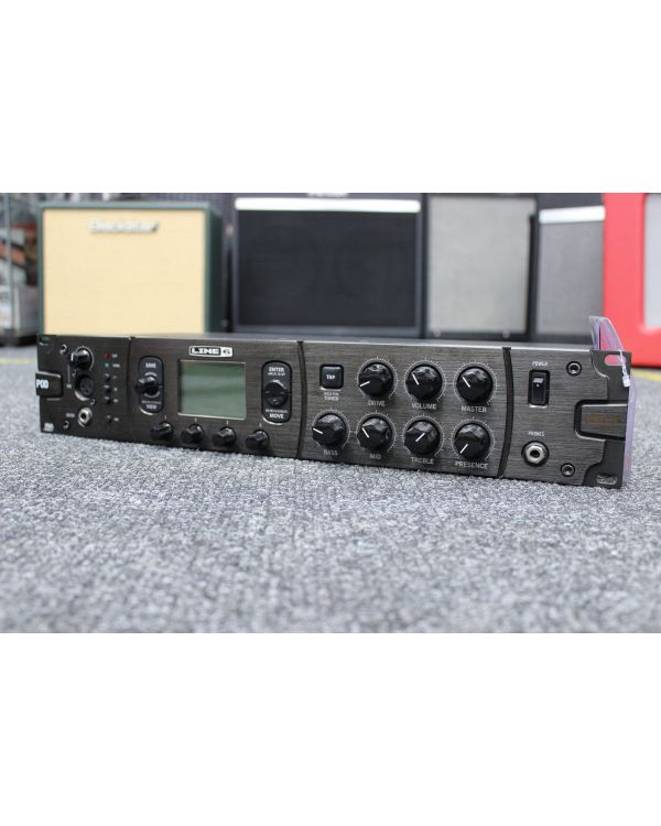 B-Stock Line 6 Pod HD Pro X Guitar Amp and Effects Modelling Processor