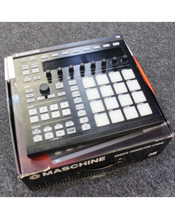 Ex-Demo Native Instruments Maschine Mk2