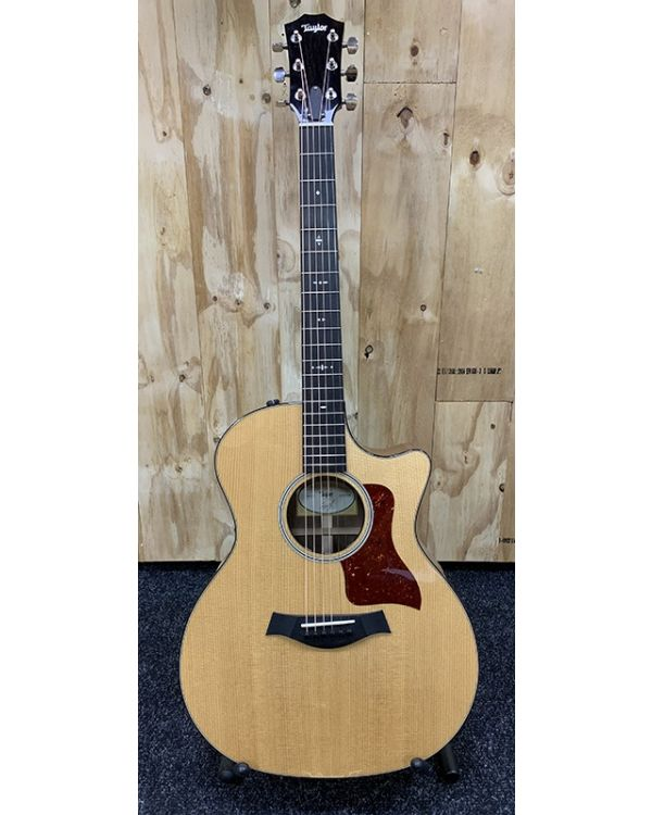 B-Stock Taylor 514ce V-Class Electro Acoustic Guitar