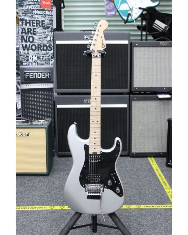 Pre-Loved Charvel Pro-Mod So-Cal Style 1 HH FR M Satin Silver