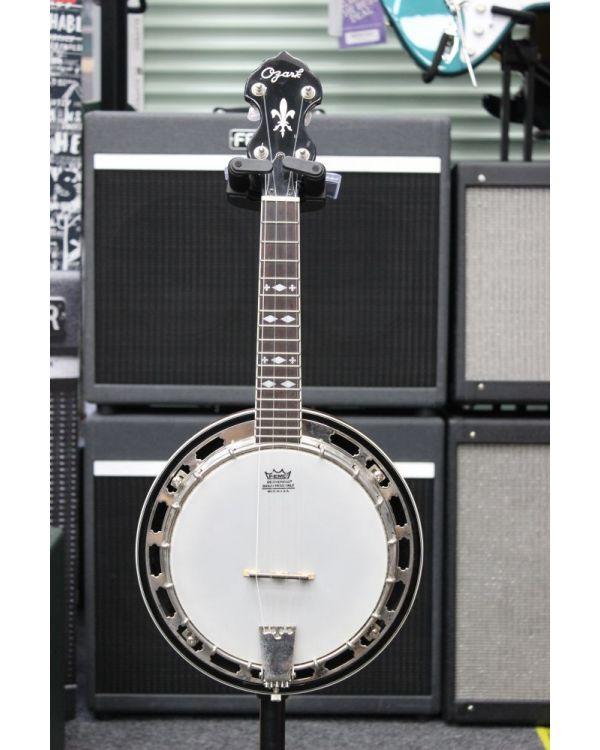 Pre-Loved Ozark 2037 Ukulele Banjo