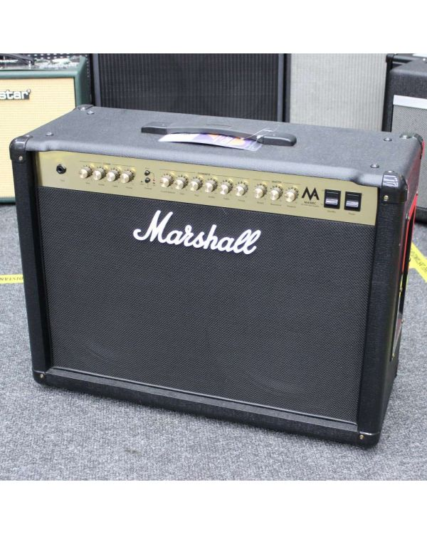 Pre-Loved Marshall MA100C 100W 2x12 Combo Amplifier