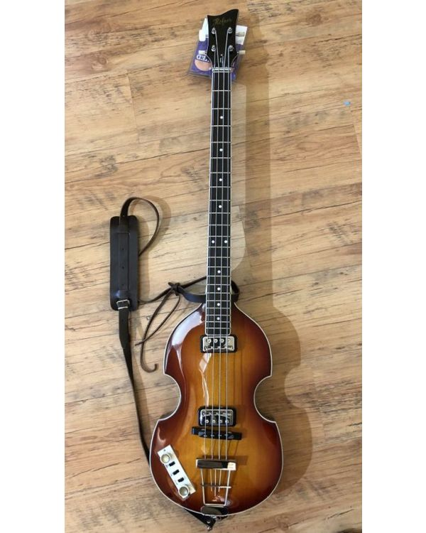 Pre-Loved Hofner HCT500 Left Handed Violin Bass