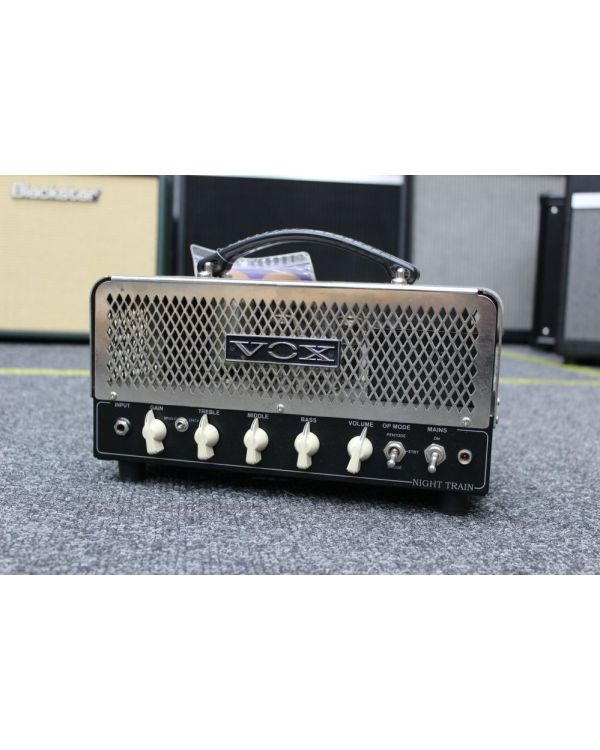 Pre-Loved VOX NT15H Night Train 15 Watt Amplifier Head