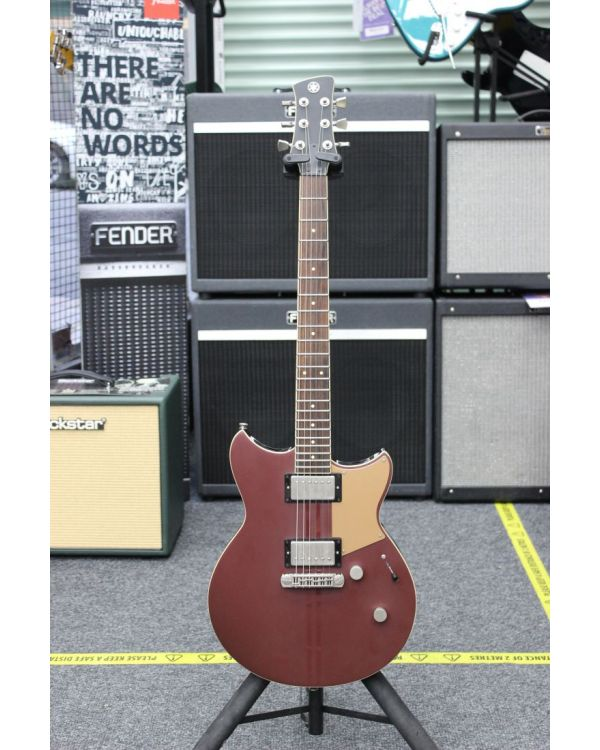 B-Stock Yamaha Revstar RS820CR Electric Guitar Steel Rust