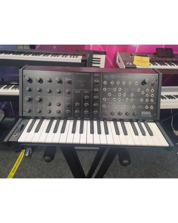 B Stock Korg MS-20 Mini Monophonic Synthesizer