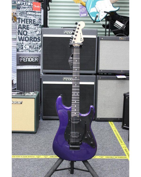 B-Stock Charvel Pro-Mod So-Cal Style 1 HH FR E Deep Purple Metallic