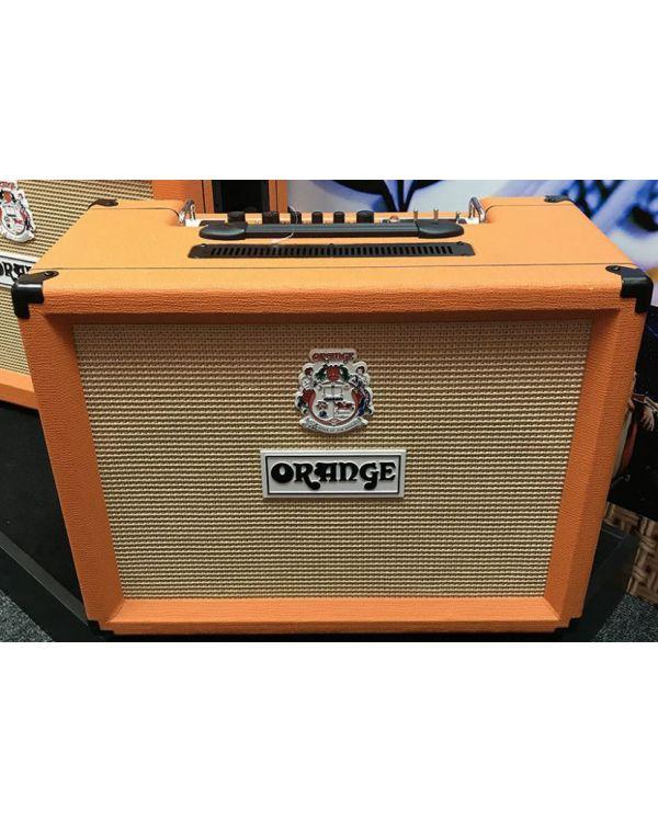 B Stock Orange Rocker 32 2x10 Valve Combo Amp