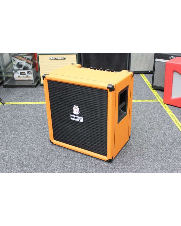 B-Stock Orange Crush Bass 100 Combo Bass Amplifier
