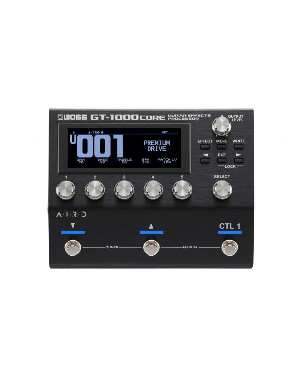BOSS GT-1000 Core Multi-FX Processor