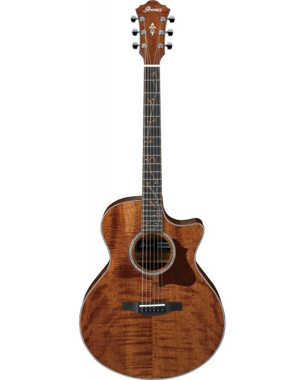 Ibanez AE315FMH Electro-Acoustic Guitar Open Pore Semi-Gloss
