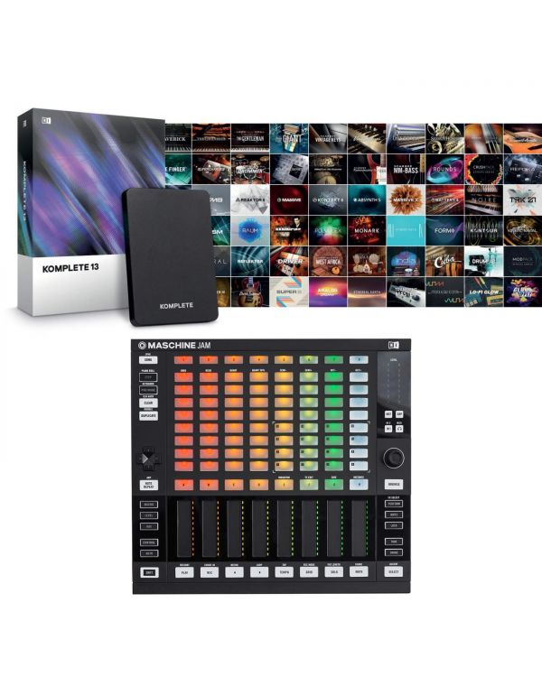 Native Instruments Maschine Jam with Komplete 13