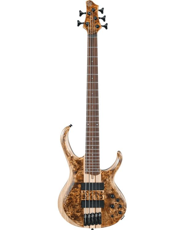 Ibanez BTB845 01 5-String Bass Antique Brown