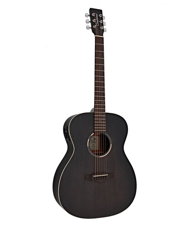 Tanglewood TWBB OE Blackbird Folk Electro Acoustic Smokestack Black