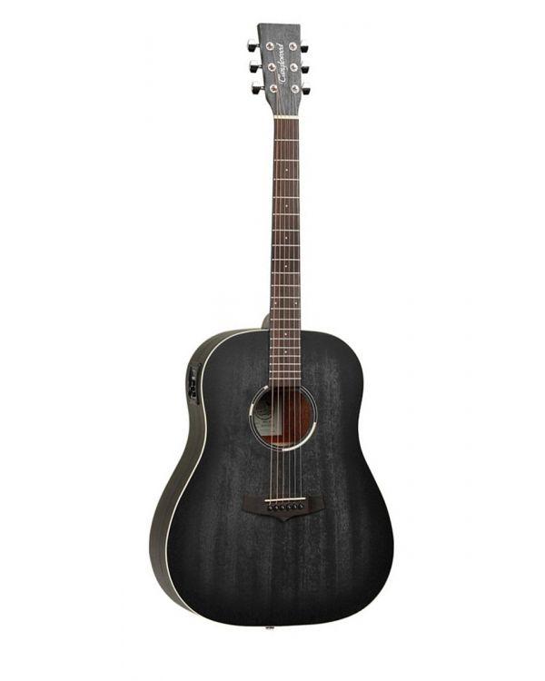 Tanglewood TWBB SD E Blackbird Electro Acoustic, Black