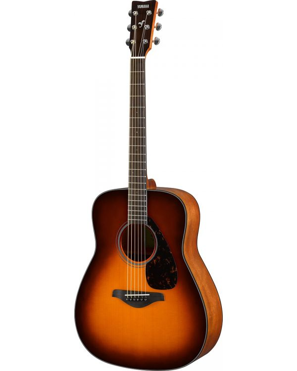 Yamaha FG800 Acoustic Brown Sunburst Gloss MkII