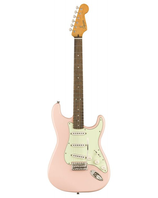 Squier FSR Classic Vibe 60s Stratocaster, Shell Pink