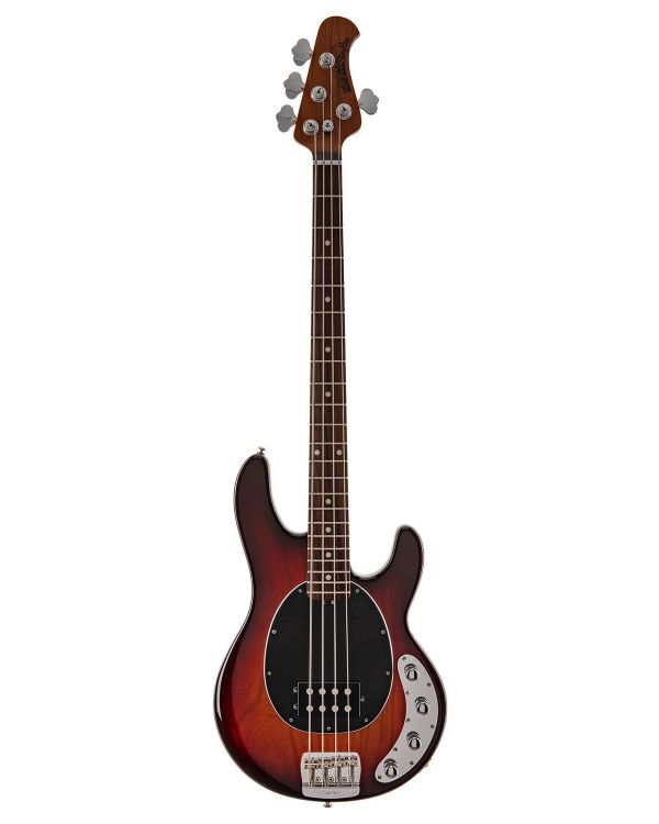 Music Man Stingray Special Electric Bass, Burnt Amber