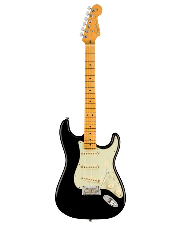 Fender American Professional II Stratocaster MN, Black