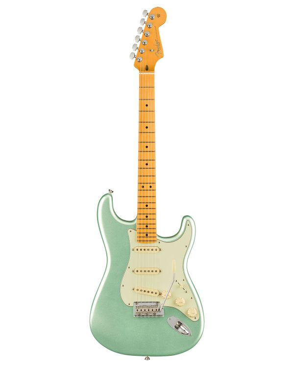 Fender American Professional II Stratocaster MN, Mystic Surf Green