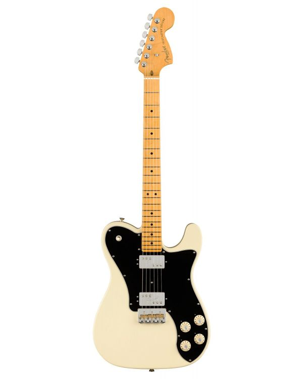 Fender American Professional II Telecaster Deluxe MN, Olympic White
