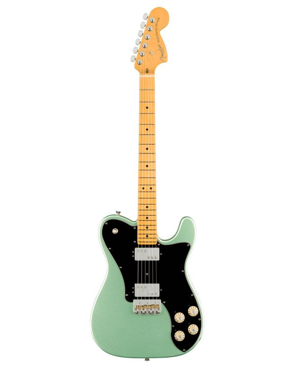 Fender American Professional II Telecaster Deluxe, Mystic Surf Green