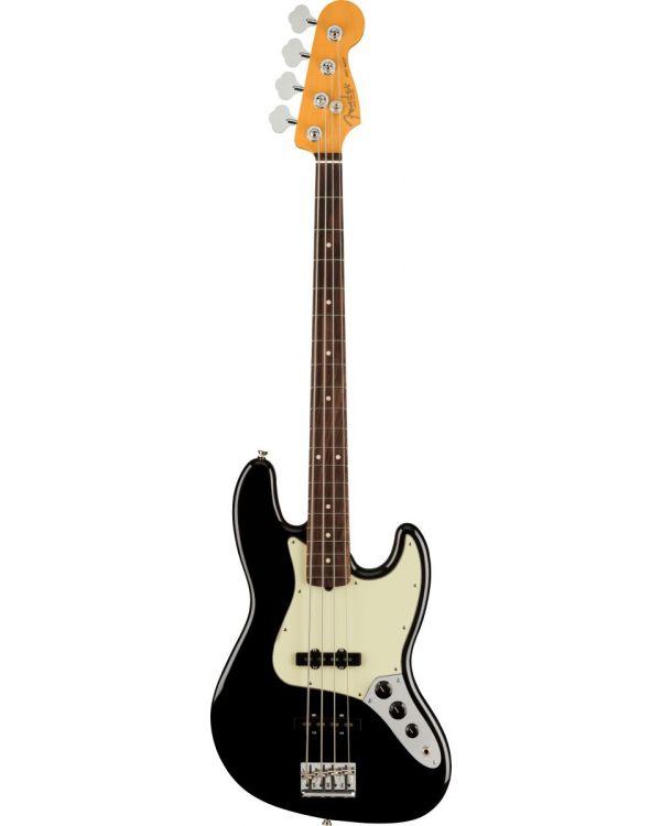 Fender American Professional II Jazz Bass Black