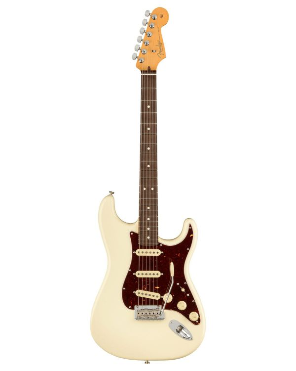 Fender American Professional II Stratocaster RW, Olympic White