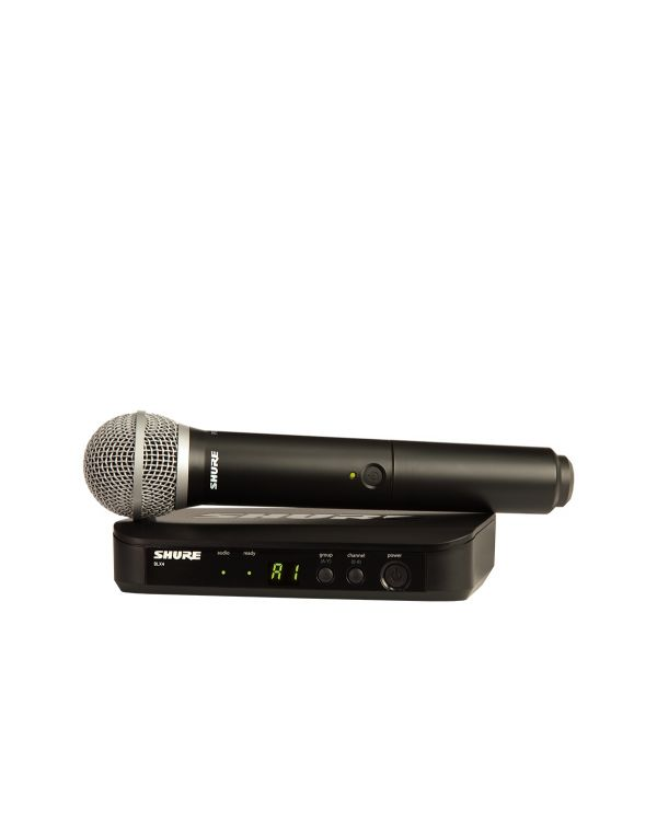 Shure BLX24UK / PG58 Wireless Microphone System