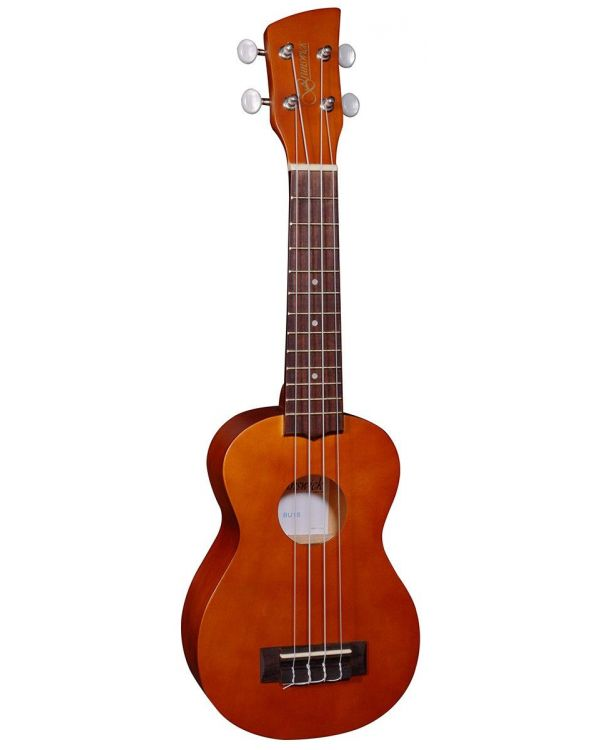 Brunswick Soprano Ukulele Natural Satin