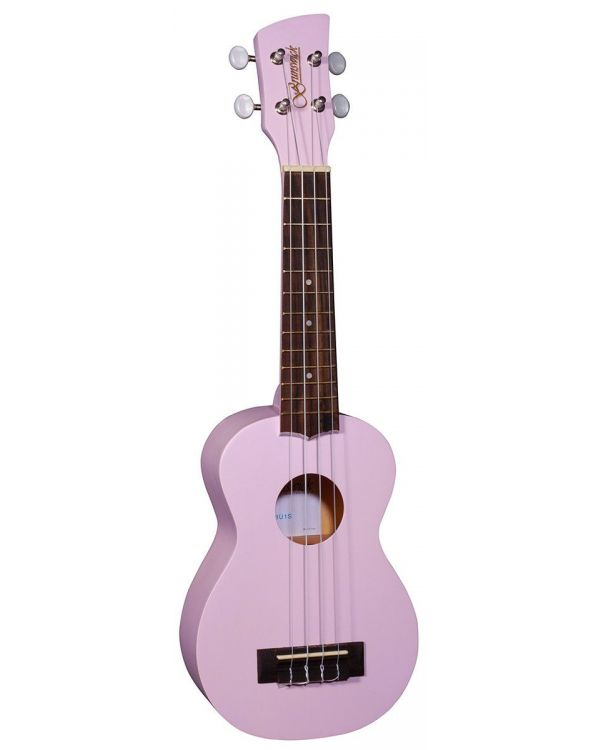 Brunswick Soprano Ukulele Purple Satin