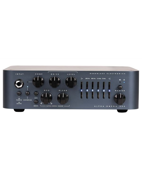 Darkglass Electronics AlphaOmega 500 Bass Amp