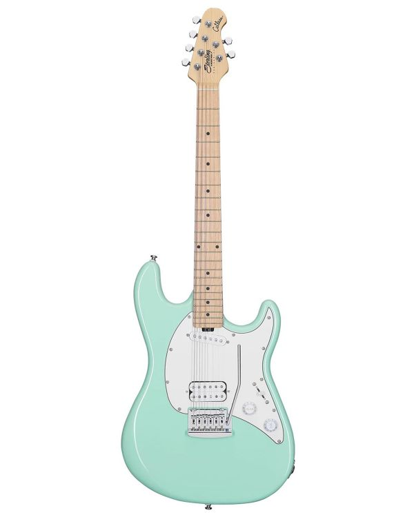 Sterling By Music Man SUB Cutlass Short Scale HS, Mint Green