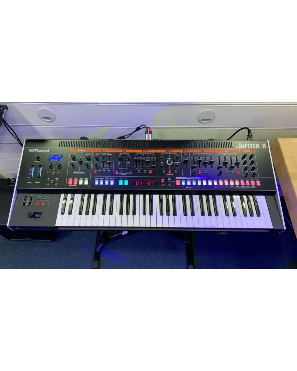 B-Stock Roland JUPITER-X 61-Key Synthesizer