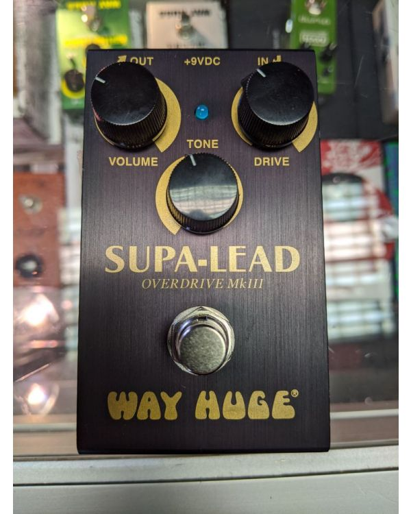 Pre-Loved Way Huge Smalls Supa-Lead Overdrive Pedal