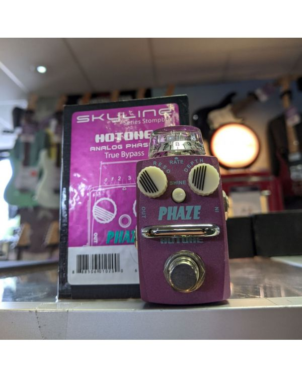 Pre-Loved Hotone Phaze Analogue Phaser Pedal